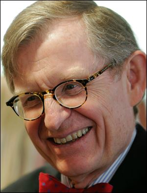 Ohio State University President Gordon Gee.
