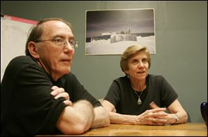 Lonnie Thompson and his wife, Ellen Mosley-Thompson, founders of Ohio State's Byrd Polar Research Center, gather ice core samples worldwide to better understand climate change.