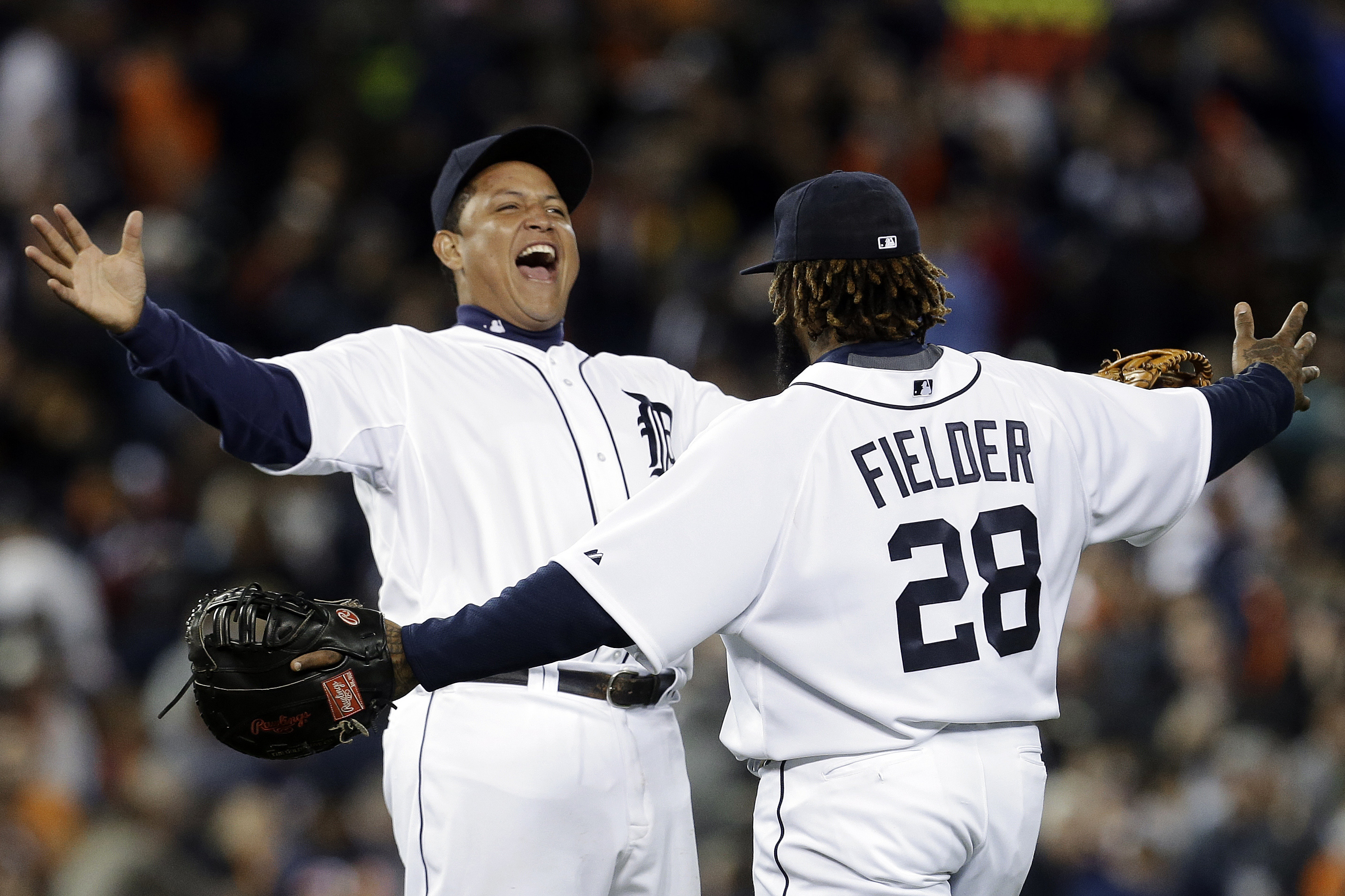 Tigers beat Royals 5-4 to keep at least a share of 1st ... Miguel Cabrera Fantasy Outlook