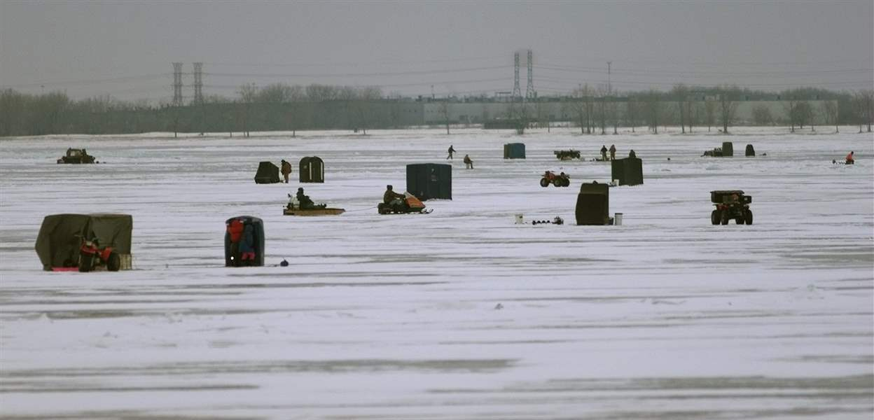 Climate change called certain and most predictions are bad for Buckeye lake fishing