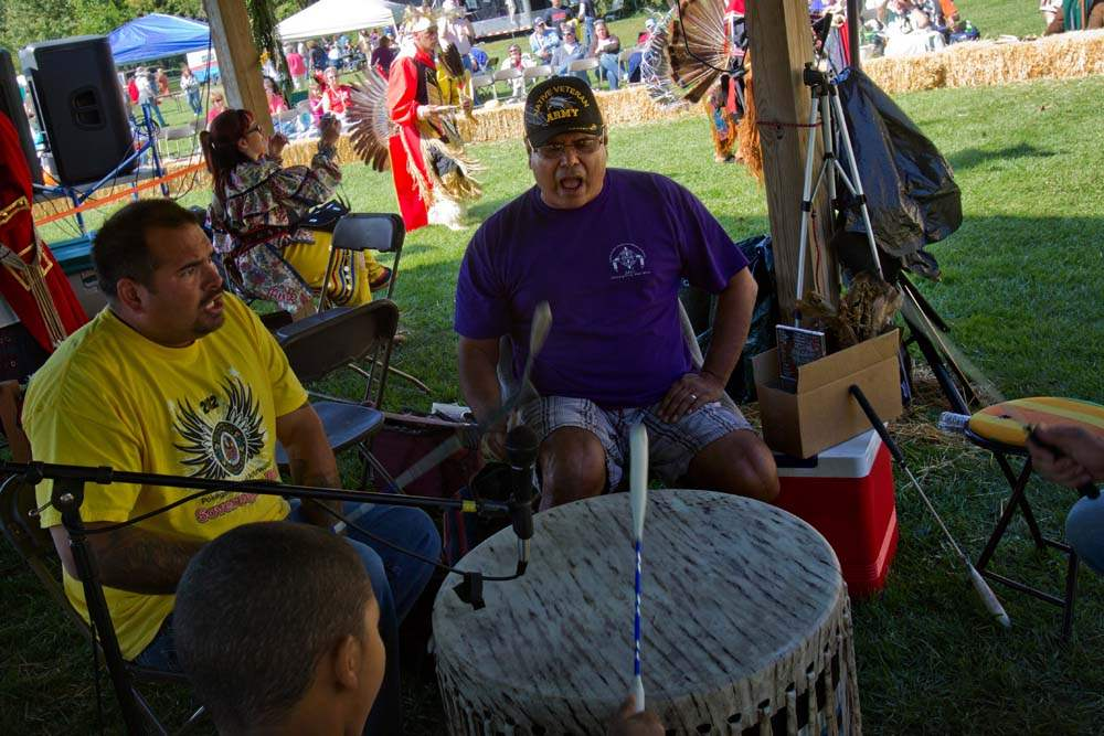Woodland-celebration-drum-group