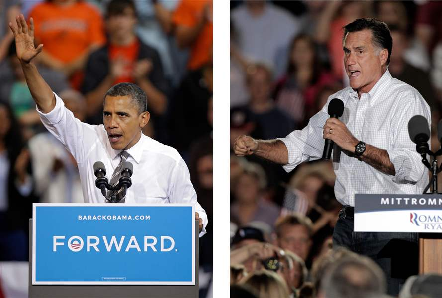 President-Barack-Obama-and-Republican-presidential-candidate-Mitt-Romney