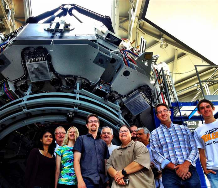 Representatives-of-UT-s-astronomy-team-at-Lowell-Observatory