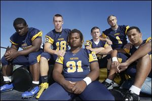 Thanks to a stingy defense, Whitmer has reeled off 24 straight regular season wins.