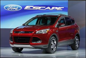 The request affects 1.6 million Escapes from the 2005 to 2012 model years. But the Escapes have not been recalled.
