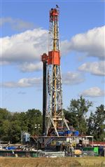 A-drill-rig-in-Carrollton-Ohio-does-its-work-in-rural-Carroll-County