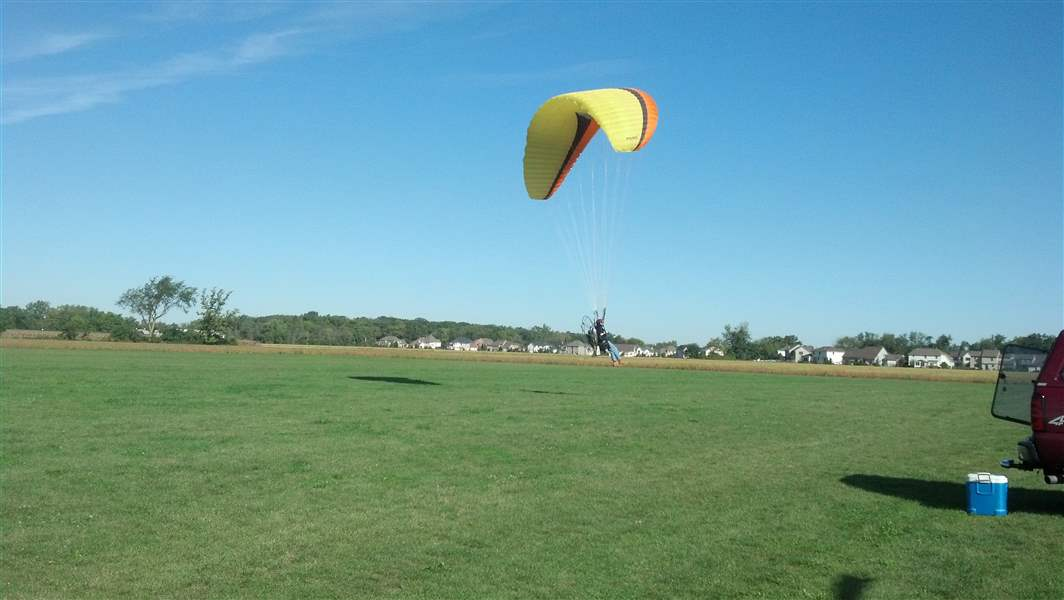 PARAGLIDE-FLY