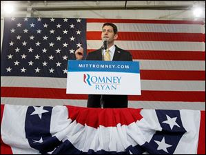 Paul Ryan speaks on Mitt Romney's foreign policy.