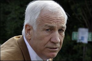 Jerry Sandusky is expected to speak at his sentencing.