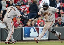 NLDS-Giants-Reds-Baseball-Game-4