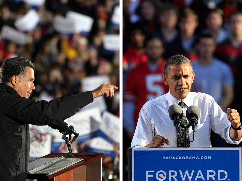 Obama-Romney-in-Ohio-10-10