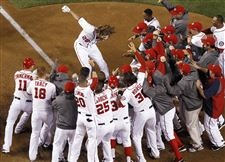 APTOPIX-NLDS-Cardinals-Nationals-Baseball-1