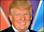 """Celebrity Apprentice"" host Donald Trump."
