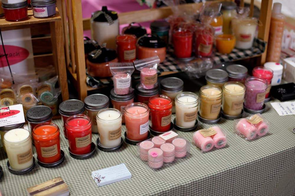 Sylvania-church-bazaar-candles