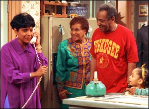 """The Cosby Show"" broke ground portraying a black nuclear family on prime time television more than 20 years ago."