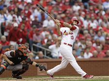 APTOPIX-NLCS-Giants-Cardinals-Baseball-10-17
