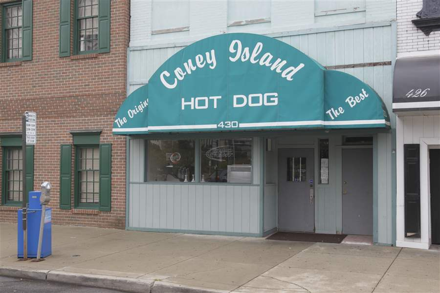 Bill-of-Fare-Coney-Island-Hot-Dogs