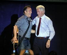 springsteen-clinton