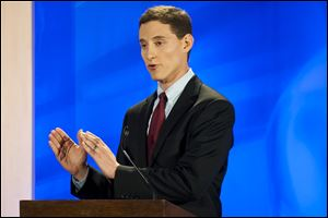 Ohio Treasurer Josh Mandel.