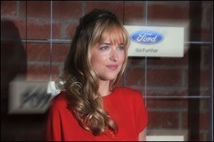 Dakota Johnson is the daughter of actors Melanie Griffith and Don Johnson.