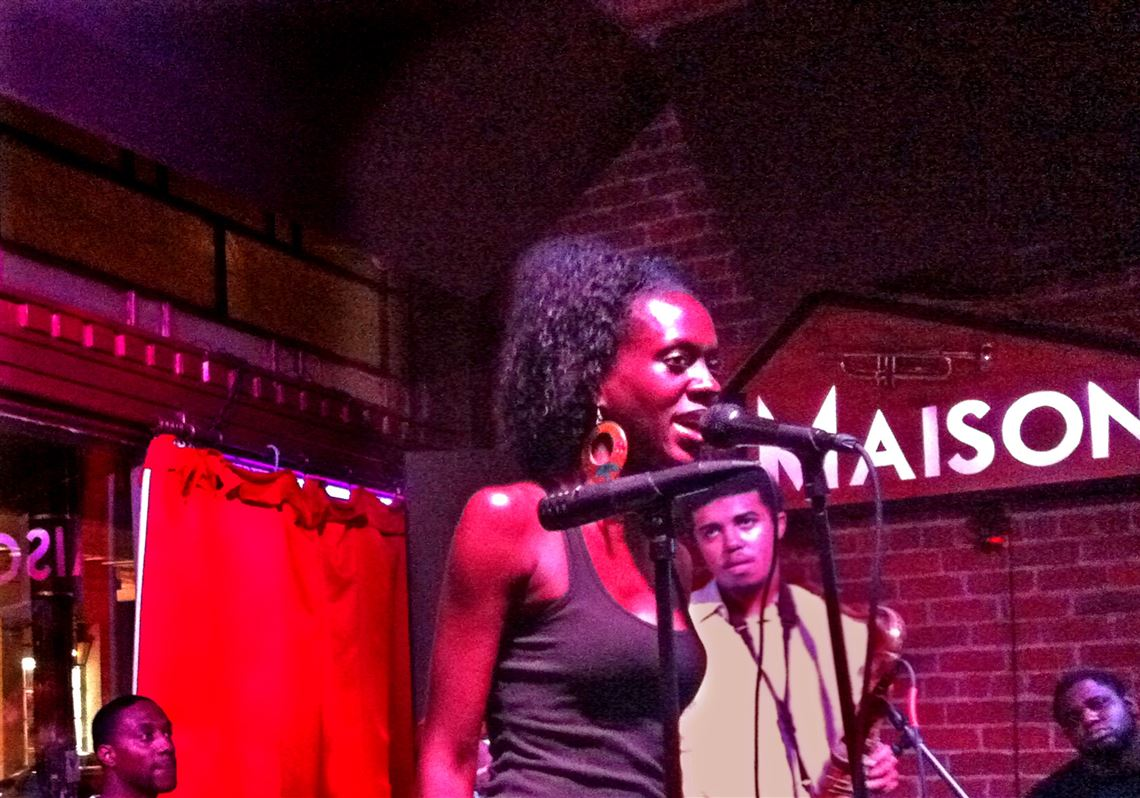 Nayo Jones Performs A Cover Of Route 66 With The Lazy Boys At Maison 4 Frenchmen Street