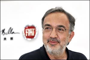 Sergio Marchionne, CEO of Fiat SpA, wants the Italian government to ease its tax policy to allow its Chrysler unit to build its cars more in Fiat factories.