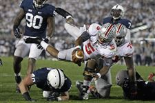APTOPIX-Ohio-St-Penn-St-Football-Miller