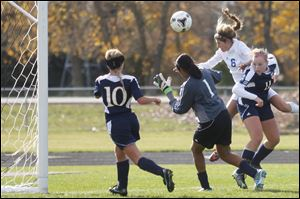 Anthony Wanye junior Chole Brown scored the game's only goal, lifting AW to the 1-0 win.