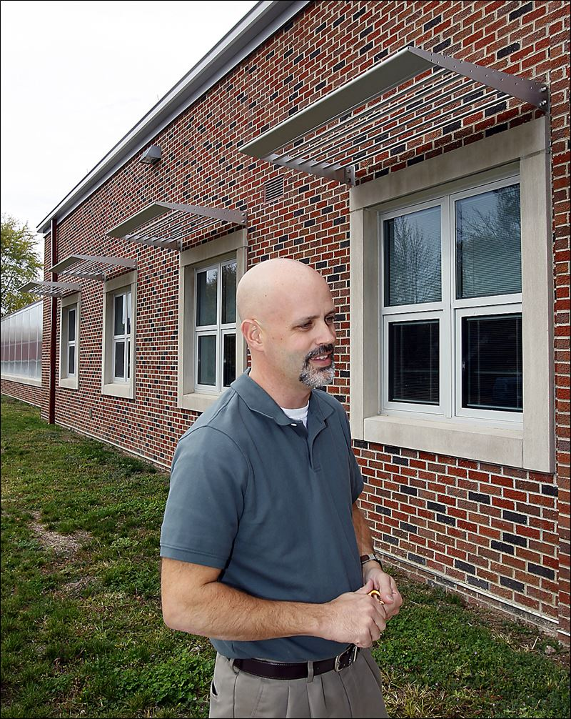 23m pettisville school goes green in big way with for Chris lee architect