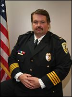 Keith Torbet is a candidate for Fulton county Sheriff and currently Wauseon police chief.