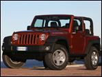Toledo-built Jeep Wranglers are being recalled because of a problem that could keep air bags from deploying.