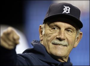 Leyland, 67, is 15th on the career list with 1,676 wins.