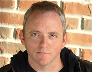 Dennis Lehane author of