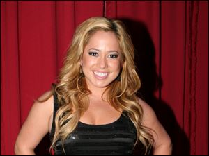 Sabrina Bryan was the latest celebrity eliminated on 'Dancing with the Stars: All-Stars.""