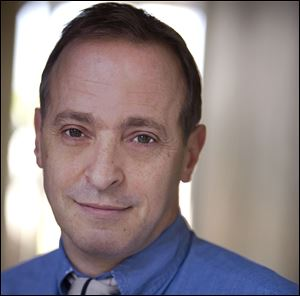 David Sedaris, Grammy-winning humorist and author, will be speaking at the Valentine Theater on Monday night.