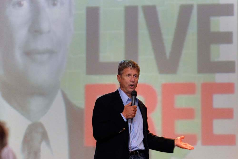 Libertarian-presidential-candidate-Gary-Johnson-speaks-at-the