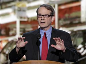 Bob King, president of the United Auto Workers, questions Mitt Romney's honesty for 'changing his story' about the bailout of Chrysler and General Motors.