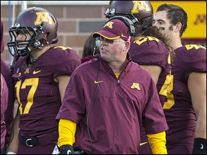 Second-year Minnesota coach Jerry Kill has chosen to live and coach with a neurological condition that affects more than 2 million people nationwide.