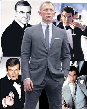 On Friday, Skyfall, the 23d 007 enterprise, with Daniel Craig in his third turn as the British intelligence operative, opens in theaters — the 50th anniversary of the formidable franchise.