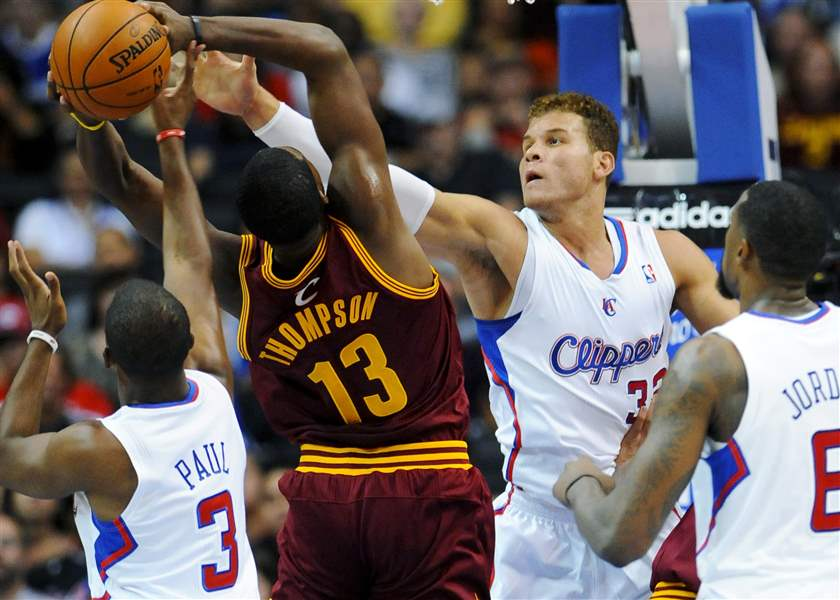 Cavaliers-Clippers-Basketball