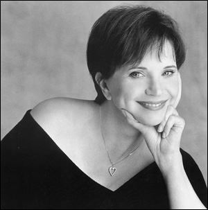 "Cindy Williams, starring in the production of ""Nunsense,"" at the Stranahan theater."