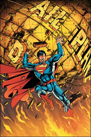 Comics like Superman and Batman will be available to users of mobile devices like iPads and Kindles.
