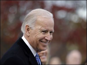 "Fresh off re-election, Vice President Biden will appear on NBC's ""Parks and Recreation"" next week."