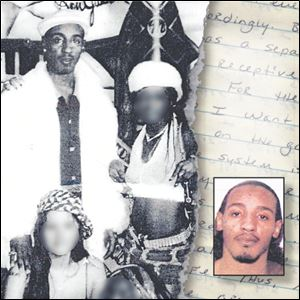Wayne Banks, Jr., with two prostitutes in his 'stable' of women, is the son of a pimp and a prostitute. Banks followed in his father's footsteps, becoming a pimp at age 16.