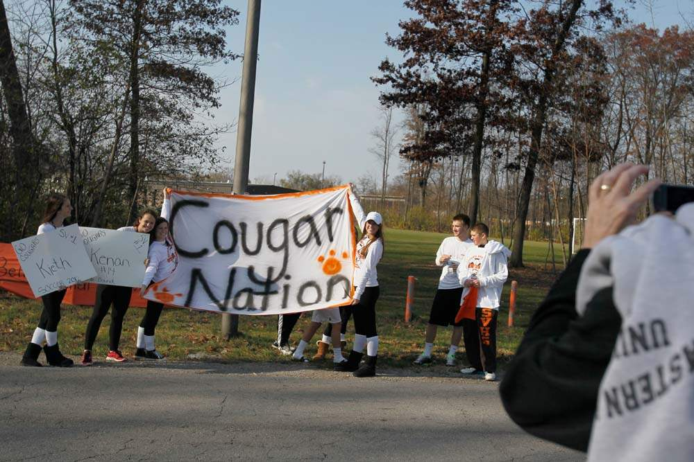 Southview-sendoff-Cougar-nation