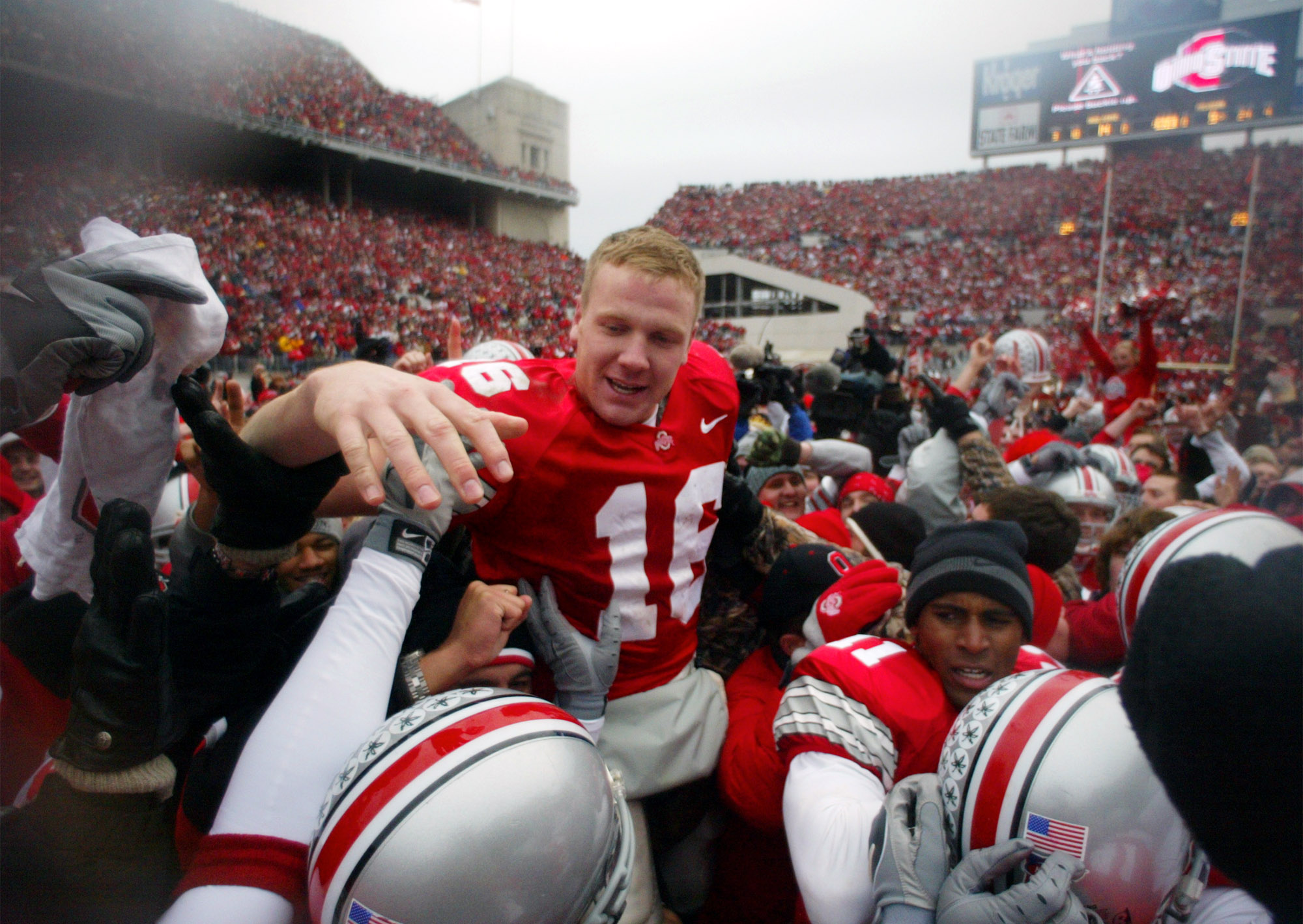 Ohio State Qb Krenzel It Was Meant To Be The Blade