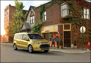 To almost everyone outside Ford Motor Co., the Transit Connect Wagon appears to be Ford's first minivan after a six-year hiatus. But the Transit Connect Wagon, based on Ford's Transit Connect commercial van, won't be referred to as a minivan by Ford, which says the word is polarizing.