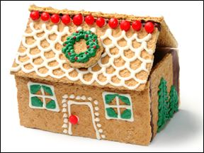 Graham Cracker House Workshop