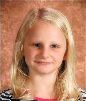 Madalyn Hayes, 5.