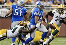 APTOPIX-Packers-Lions-Football